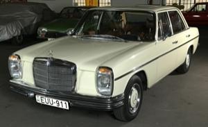 Mercedes–Benz W 114 250