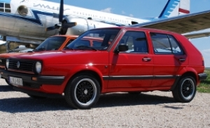 Volkswagen Golf II 1.8 CL