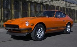 """Datsun 240Z """"Orange"""""""