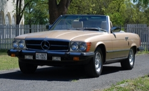 Mercedes–Benz R 107 380 SL