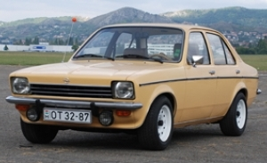 Opel Kadett C 1.2 S Berlina
