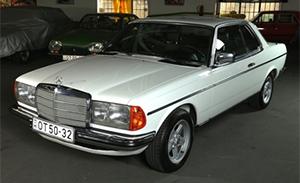 Mercedes–Benz W 123 230 CE