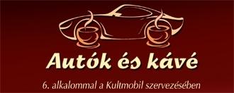 Autók és kávé a ferihegyi Aeroparkban